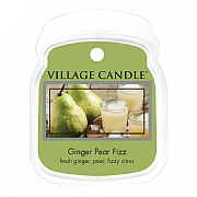 Village Candle Ginger Pear Fizz Wax Melt