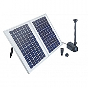 Pontec PondoSolar 1600 Solar Fountain Set