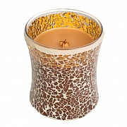 Woodwick Hot Toddy Mosaic Hourglass Candle