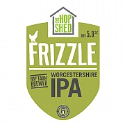 The Hop Shed Frizzle Worcestershire IPA 500ml