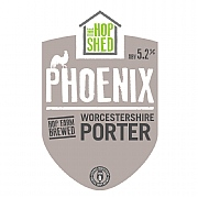 The Hop Shed Phoenix Worcestershire Porter 500ml