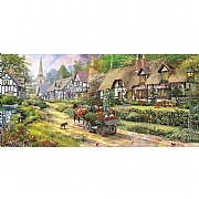 Gibsons Heading Home 636 Piece Jigsaw Puzzle