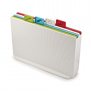Joseph Joseph Index Chopping Board Set White