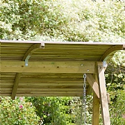 Zest 4 Leisure Hollywood Swing Seat Canopy