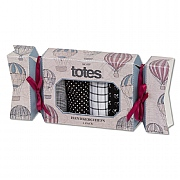 Totes Mens Handkerchiefs in Cracker (Pack of 4)