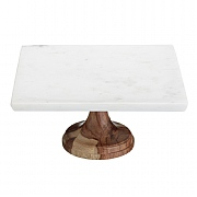 Artesa Hand Finished Marble Serving Platter