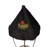 Kadai Firebowl Canvas Cover with Pole - 80cm