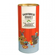 Shortbread House Of Edinburgh Shortbread Christmas Drum 200g