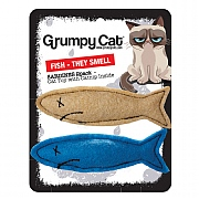 Grumpy Cat Smelly Sardines 2pc
