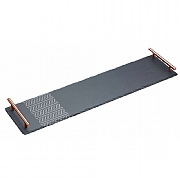 Artesa Etched Slate Long Serving Platter