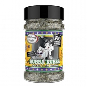 Angus & Oink Mr Rubba Rubba Jalapeno & Herb Seasoning Rub 200g