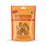 Pet Munchies Natural Chicken Twists 80g
