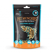 Pet Munchies Natural Salmon Bites 90g