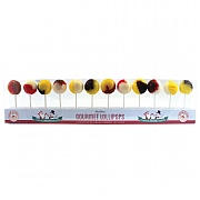 Bon Bon's 12 Days of Christmas Dessert Lollipops Selection 240g