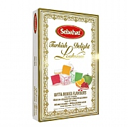 Sebahat Mixed Flavour Turkish Delight 250g