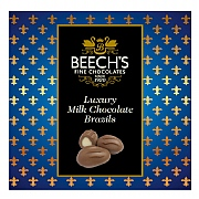 Beech's Luxury Milk Chocolate Brazils 90g