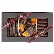 Walnut Tree Dark Chocolate Enrobed Fruits 220g