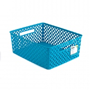 Beldray Medium Deco Basket Turquoise