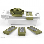 Salter Mandolin 4-in-1 Slicer Grater
