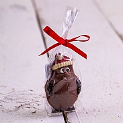 Food at Webbs Milk Chocolate Hanging Robin 30g
