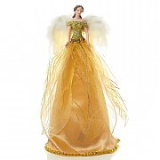 Gold Tree Top Fairy 28cm