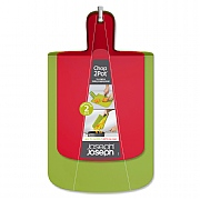 Joseph Joseph Chop2Pot Folding Chopping Board Double Pack