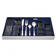 Judge Lincoln 24 Piece Stainless Steel Cutlery Set