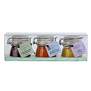 Cartwright & Butler Trio Small Preserves Gift Set