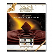 Lindt Excellence Dark Chocolate Advent Calendar 275g