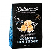 Buttermilk Cornish Gin Fudge 150g