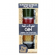 PopaBall Bursting Bubbles Gin Party Pack