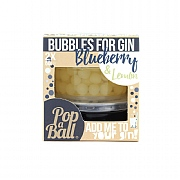 PopaBall Blueberry & Lemon Bubbles For Gin Duo Pack
