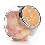SugarSin Fizzy Prosecco Gummies Glass Jar 250g