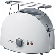 Bosch TAT6101GB Private Collection 2 Slice Toaster White