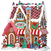 Lemax Gingerbread House