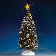 Lemax Evergreen Tree with 24 Clear Lights