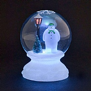 The Snowman Street Lamp Globe 12cm