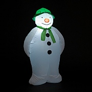 The Snowman Inflatable Figure