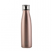 Built Stainless Steel Insualted Perfect Seal Bottle 480ml - Rose Gold