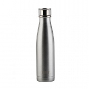 Built Stainless Steel Insualted Perfect Seal Bottle 480ml - Silver