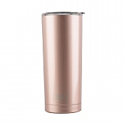 Built Stainless Steel Vaccum Insulated Tumbler 560ml - Rose Gold