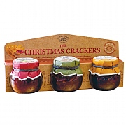 Cottage Delight The Christmas Crackers Preserve Gift Set