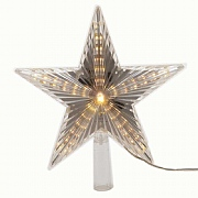 Lumineo Warm White LED Tree-Top Star