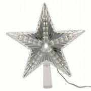 Lumineo Ice White LED Tree-Top Star