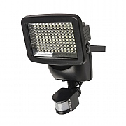 Cole & Bright Dual Powered Solar PIR Montion Sense Security Floodlight