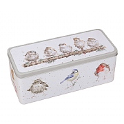 Wrendale Birds Cracker Tin