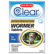 Bob Martin 3 in 1 Dewormer for Dogs