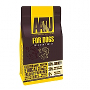 AATU 80/20 Dry Turkey Grain Free Adult Dog Food