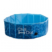 All For Paws Chill Out Splash & Fun Dog Pool - Various Sizes