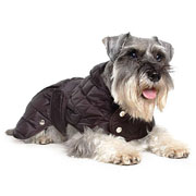 Muddy Paws Diamond Quilt Dog Coat